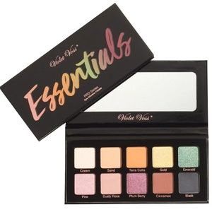 VIOLET VOSS, ESSENTIALS, EYESHADOW PALETTE
